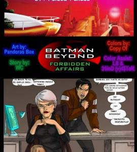 Hentai Porno - Batman Beyond Forbidden Affairs #1 - comics-porno-xxx