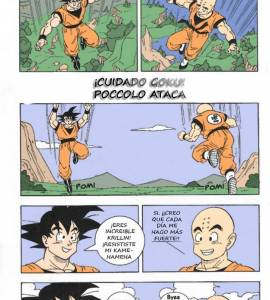 Hentai Porno - Piccolo y Goku se Follan a Milk - dragon-ball-z