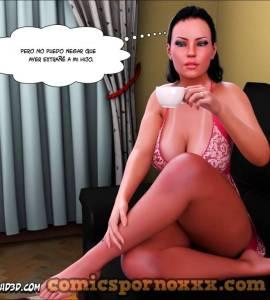 Hentai Porno - Love me Tender #11 - porno-3d
