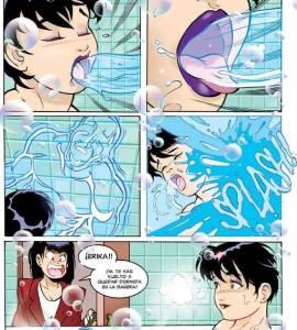 Hentai Porno - Erika Telekinetika #3 - comics-porno-xxx