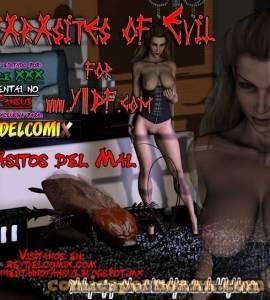 Hentai Porno - Parasites of Evil #1 - y3df