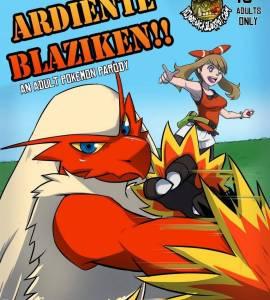 Hentai Porno - Ardiente Blaziken - pokemon