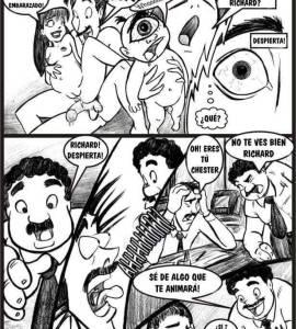 Hentai Porno - Ay Papi #2 - comics-porno-xxx