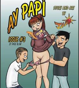 Hentai Porno - Ay Papi #3 - comics-porno-xxx