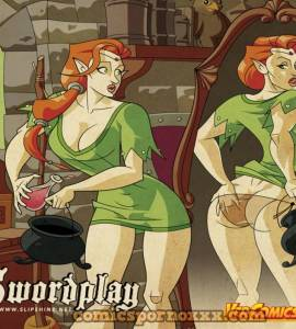 Hentai Porno - Swordplay #2 - comics-porno-xxx
