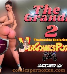 Hentai Porno - Grandma #2 - porno-3d
