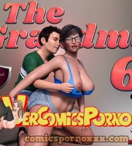 Hentai Porno - Grandma #6 - porno-3d