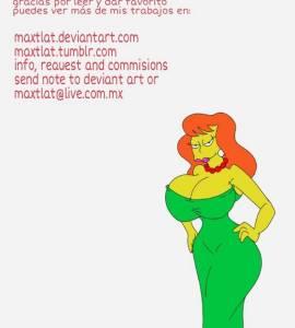 Hentai Porno - Homero y su Nueva Esposa Mindy Simmons Follando - los-simpson