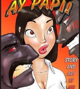 Hentai Porno - Ay Papi #10 - comics-porno-xxx