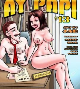 Hentai Porno - Ay Papi #13 - comics-porno-xxx