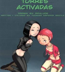Hentai Porno - Las Torres están Activadas - comics-porno-xxx