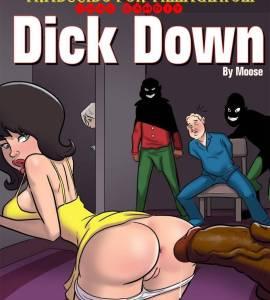 Hentai Porno - Xmas Bandit Dick Down - comics-porno-xxx