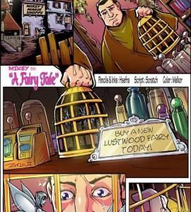 Hentai Porno - A Fairy Tale (ManaWorld) - milftoon, comics-porno-xxx