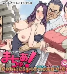 Hentai Porno - Mature! Mizue to Gifu no Himitsu no Kankei (Suegro Caliente) - hentai-manga-online