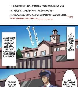 Hentai Porno - El Tiempo Congelado (Violador de Alumnas en un Colegio) - hentai-manga-online