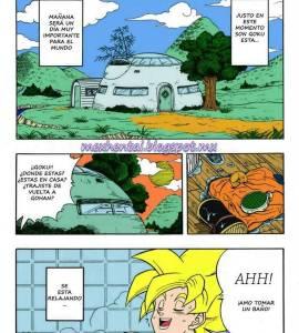 Hentai Porno - Goku X Milk (Dragon Ball H) - dragon-ball-z