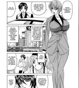 Hentai Porno - Presidenta Ejecutiva con Pechos Grandes - hentai-manga-online