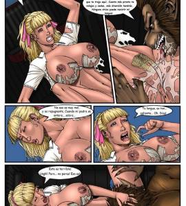 Hentai Porno - Tales de Whorehouse (Hombre Lobo Violador) - comics-porno-xxx
