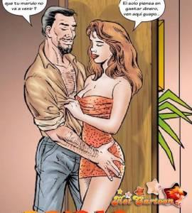 Hentai Porno - Cosas Calientes del Matrimonio - comics-porno-xxx
