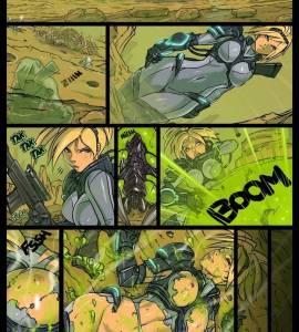 Hentai Porno - Nova Mistress of Blades (La Guerrera Espacial) - comics-porno-xxx