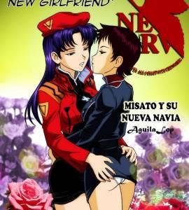 Hentai Porno - La Nueva Novia de Misato (Misato's New Girlfriend) - hentai-manga-online