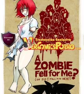 Hentai Porno - A Zombie Fell for me - comics-porno-xxx
