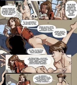 Hentai Porno - SpiderCest #2 - comics-porno-xxx