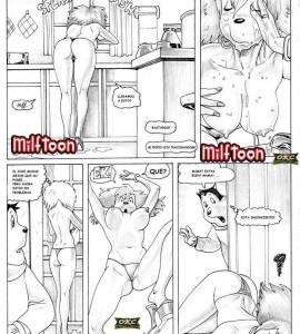 Hentai Porno - La Tropa Goofy (Milftoon) - milftoon