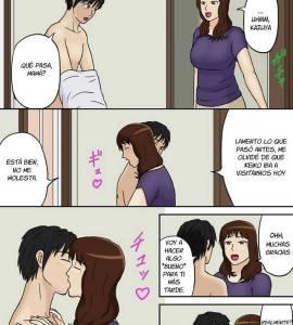 Hentai Porno - Un Regalo para Mama - comics-porno-xxx