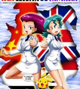 Hentai Porno - Isla Lésbica de Fantasía #1 - pokemon, palcomix