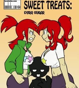 Hentai Porno - Foster Cookies Sweet Treats #3 - comics-porno-xxx