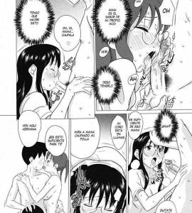 Hentai Porno - Hermanitos Solos en Casa Descubiertos por su Madre - hentai-manga-online
