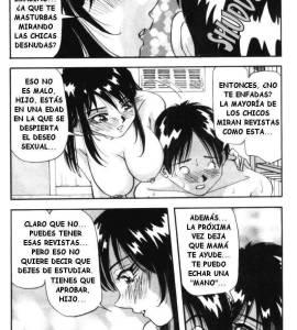 Hentai Porno - Private Lessons (Lecciones Privadas) - hentai-manga-online