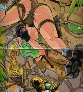 Hentai Porno - Bubis Raider - comics-porno-xxx