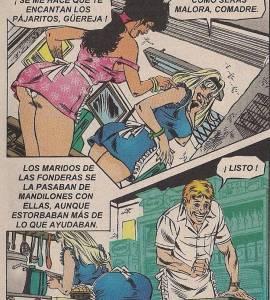 Hentai Porno - Las Chambeadoras #27 - mexicanos