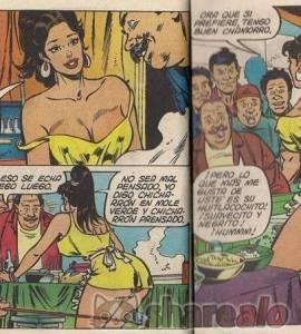 Hentai Porno - Las Chambeadoras #8 - mexicanos