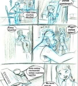 Hentai Porno - Lecciones de Granja #3 y #4 - comics-porno-xxx