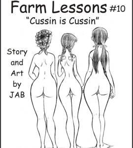Hentai Porno - Lecciones de Granja #9 y #10 - comics-porno-xxx