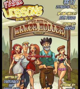 Hentai Porno - Lecciones de Granja #17 - comics-porno-xxx