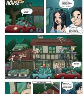 Hentai Porno - Wrong House #2 - comics-porno-xxx