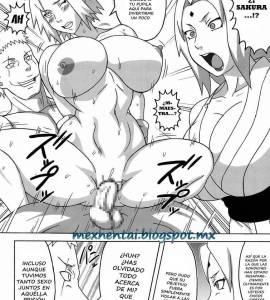 Hentai Porno - La Prisión de Tsunade #3 (Lewd Prision) - naruto