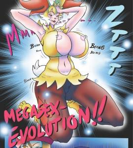 Hentai Porno - Sexxxarite Pokémon - pokemon, futanari