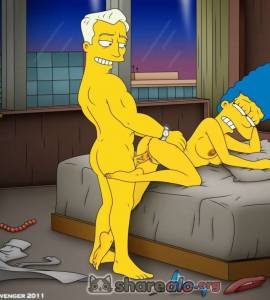 Hentai Porno - Marge Simpson Imágenes XXX (Wallpapers) - imagenes-porno