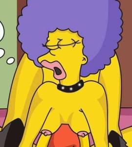 Hentai Porno - Patty y Selma Bouvier Imágenes XXX (Wallpapers) - imagenes-porno