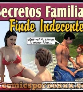 Hentai Porno - Secretos Familiares #2 (Fin de Semana Indecente) - porno-3d