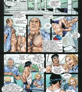Hentai Porno - Porky #2 - Gay (Logan) - comics-gay