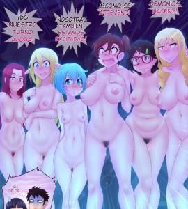 Hentai Porno - La Lujuria de una Diosa (Gate) - hentai-manga-online