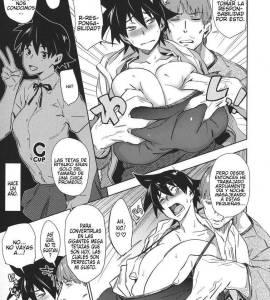 Hentai Porno - Esa Es Mi Chica! y es Muy Tetona! - hentai-manga-online