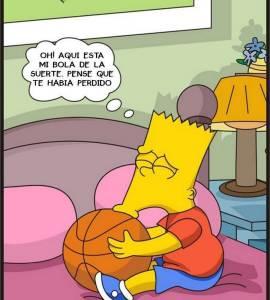 Hentai Porno - Las Tías de Bart Simpson - los-simpson