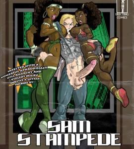 Hentai Porno - Sam Stampede XXX - comics-porno-xxx